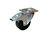 Click to swap image: 01465-100mm-35mm-Nylon-120kg-Plain-125mm-Total Braked-135mm-105mm x 80mm-80mm x 60mm
