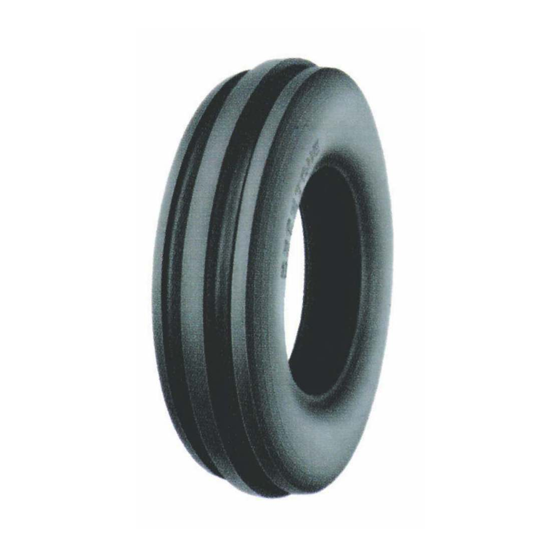 Tyre - 350x6 - 4 ply 3-Rib - 350x6-3R image 0