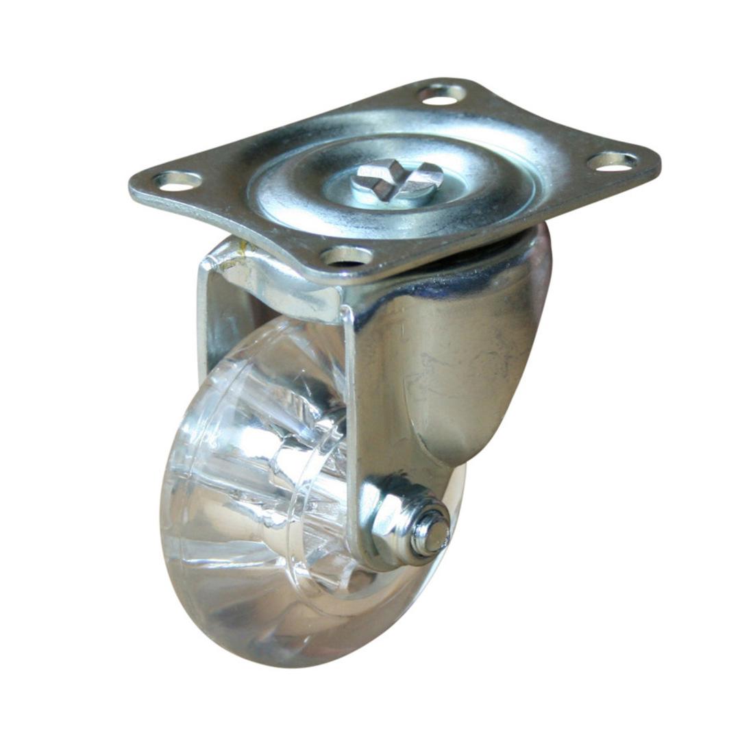 Swivel 50mm Urethane Castor - WLPU50/P image 0