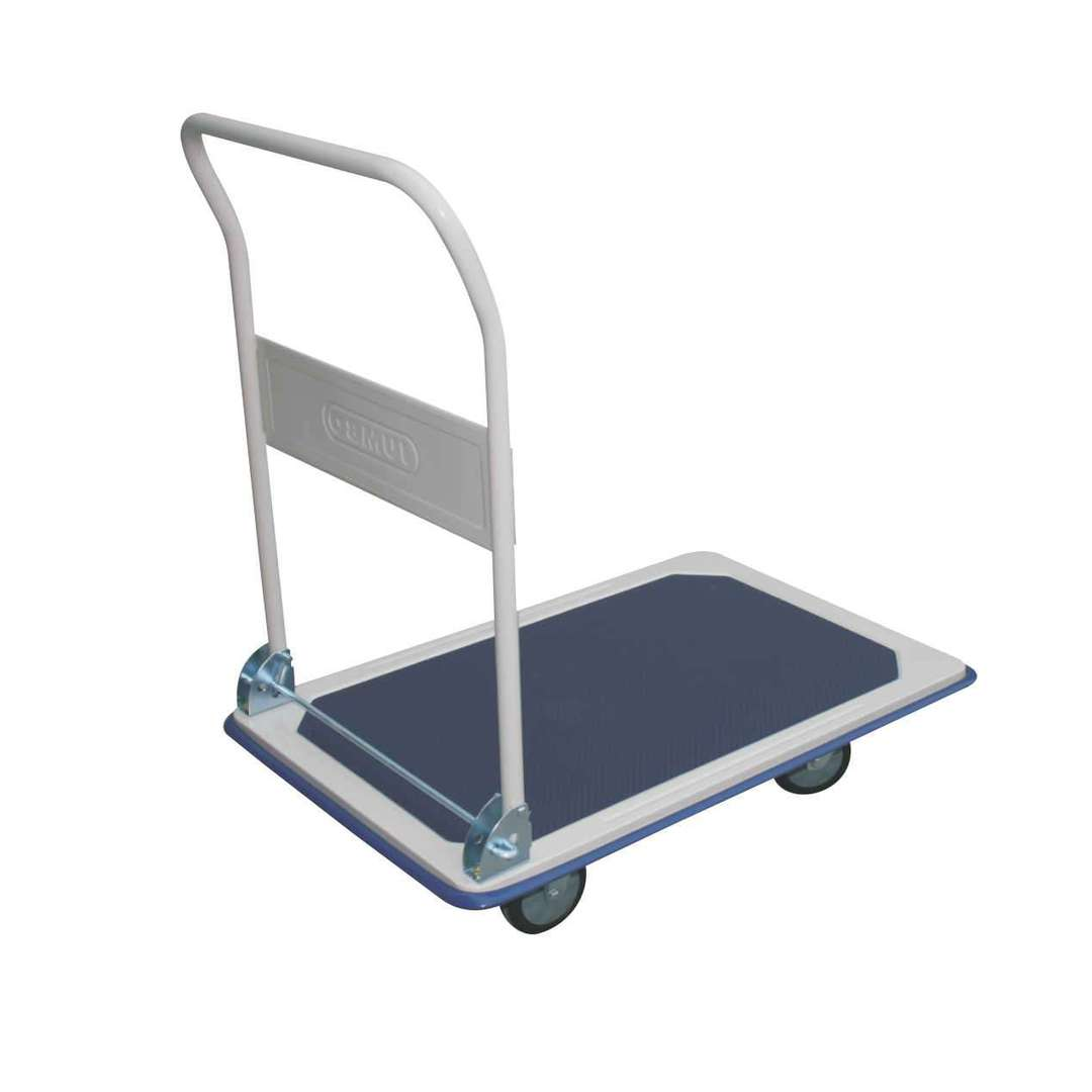 Pressed Steel Platform Trolley - PH150XL image 0