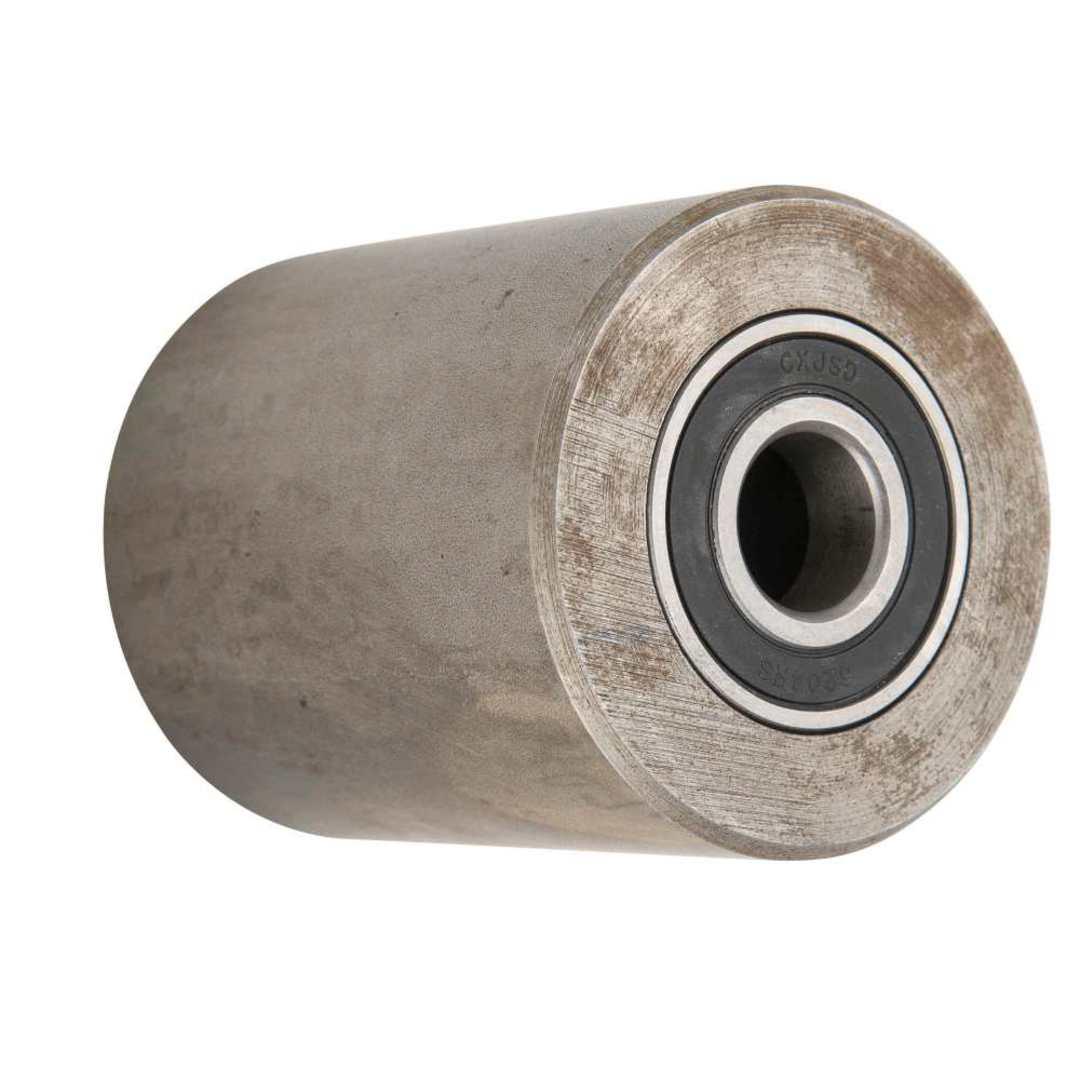 Steel Roller 76mm - Pallet Jack - PTS76 image 0