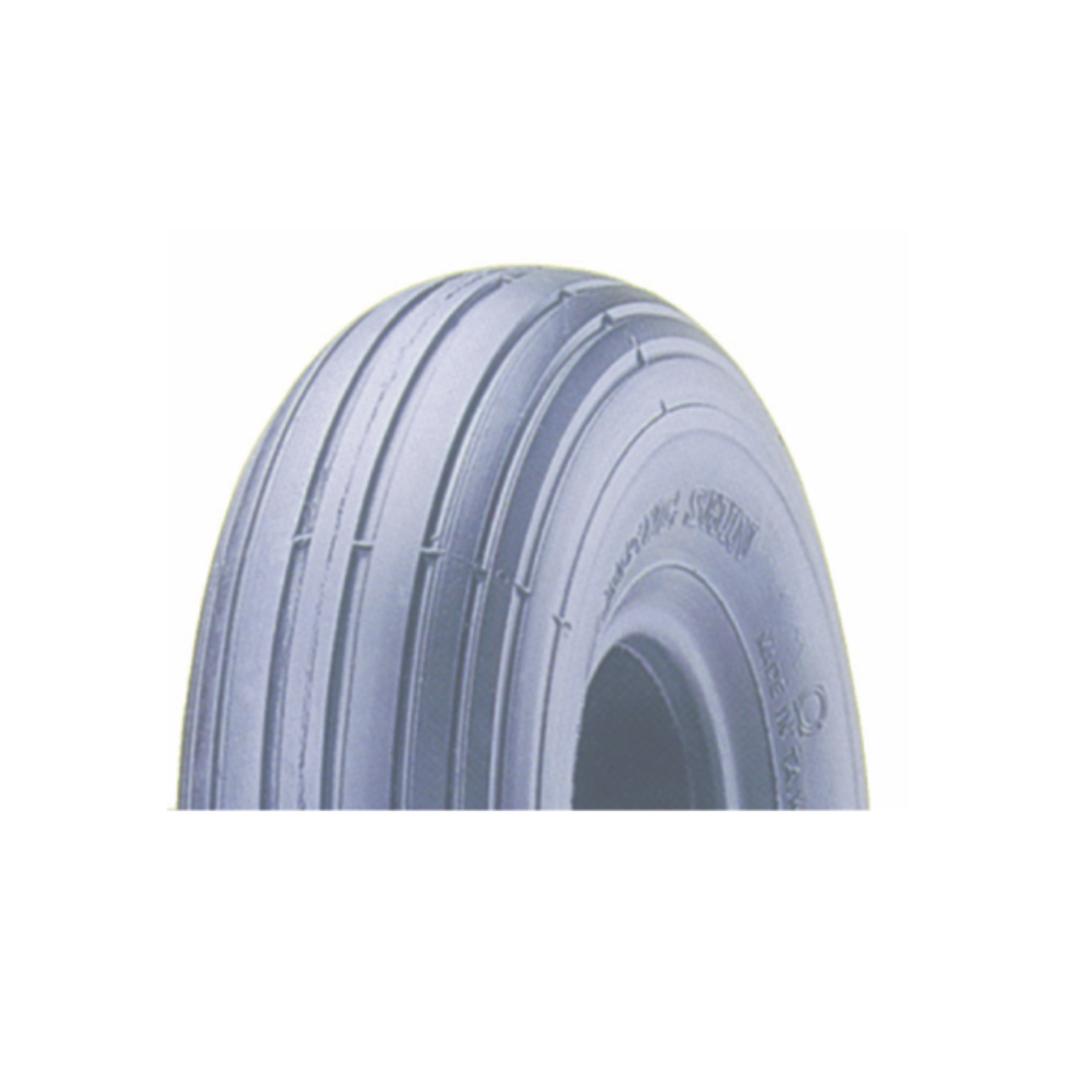 Grey Tyre - 300x4 Ribbed - 300x4G-C179 image 0