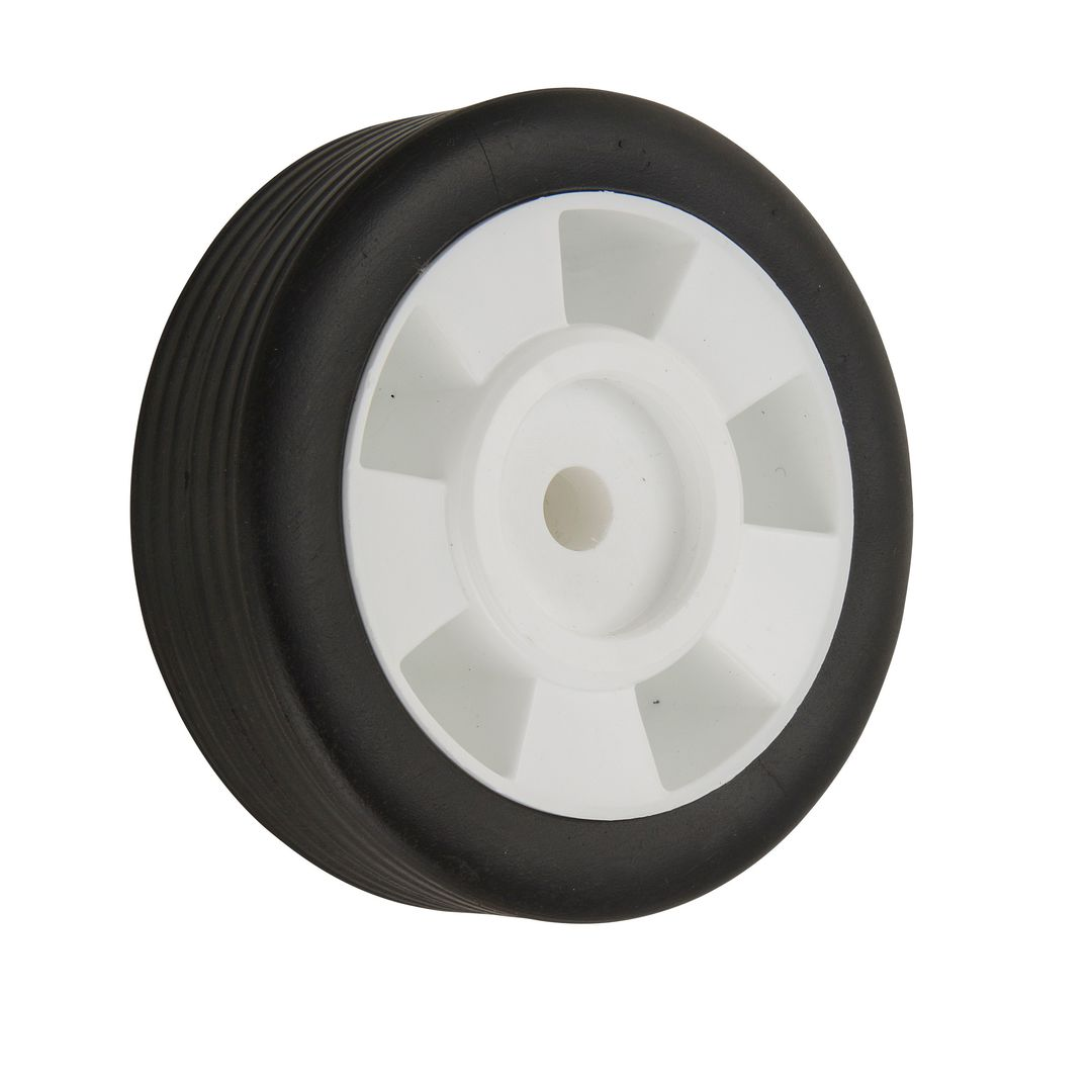 Light Duty Wheel 125mm - Offset Hub - LPB125 image 0