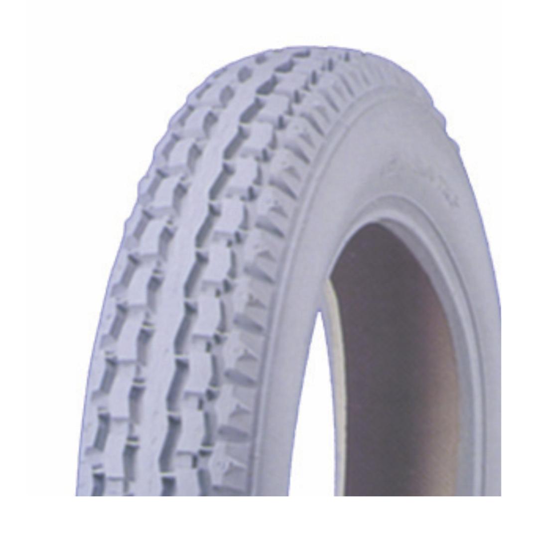 Grey Tyre - 12 1/2 x 2 1/4 Block - 121/2x21/4G-C628 image 0