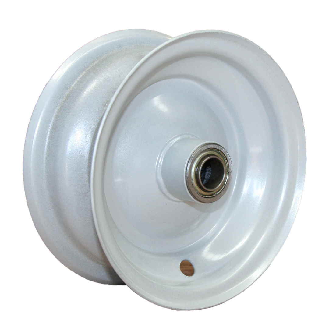 Steel Rim - 8 Inch - Low Speed Bearings - BWE200 image 0