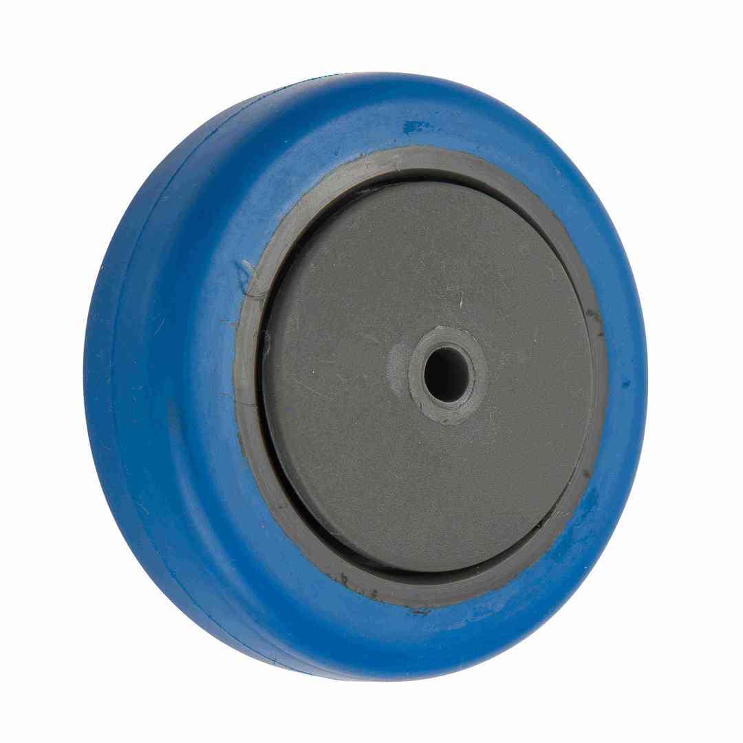 Elastic Rubber Wheel 125mm - WCB125 image 0