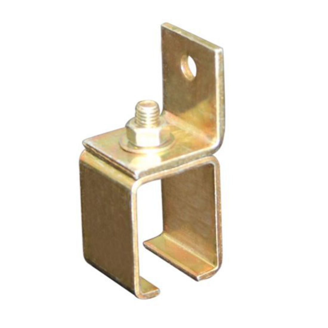 Single Track Side Fix Bracket - 120 Series - SDB120+SDB120ANG image 0