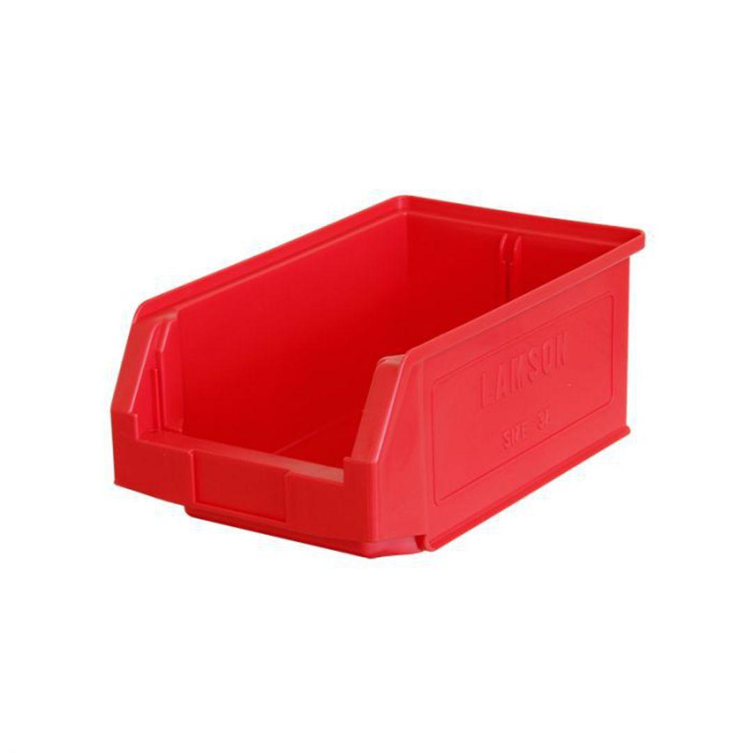 Storage Bin - Size 3Z - 3Z-BIN-RED image 0