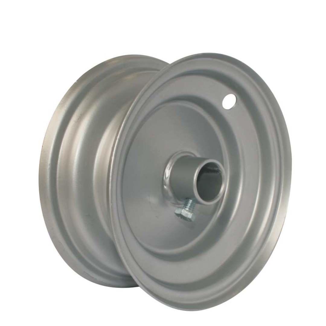 Steel Rim - 6 Inch - Plain Bore - WB150 image 0
