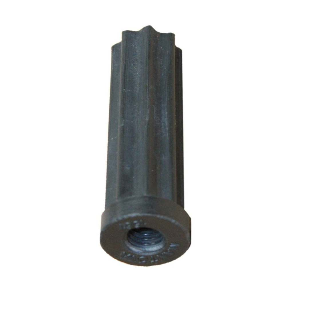 Threaded Tube Insert -Round- 70mm long , suitable for castors- TI-RD-25-M10 image 0