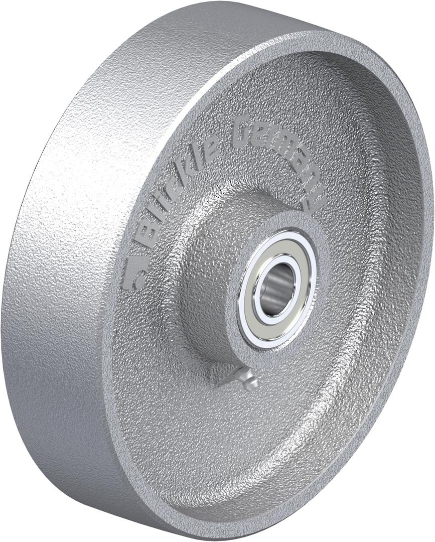 Cast Iron Wheel 200mm - CI200 image 0