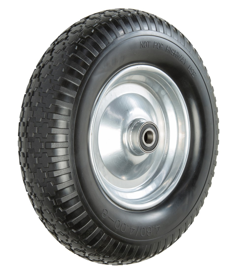 Puncture Proof 398mm Wheel - BWH200-400X8-PP image 0
