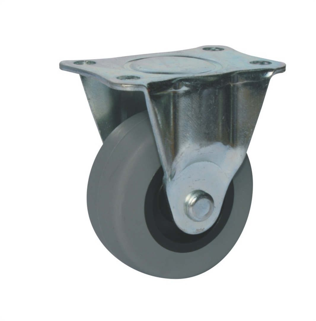 Fixed 50mm Urethane Castor - WLU50/F image 0