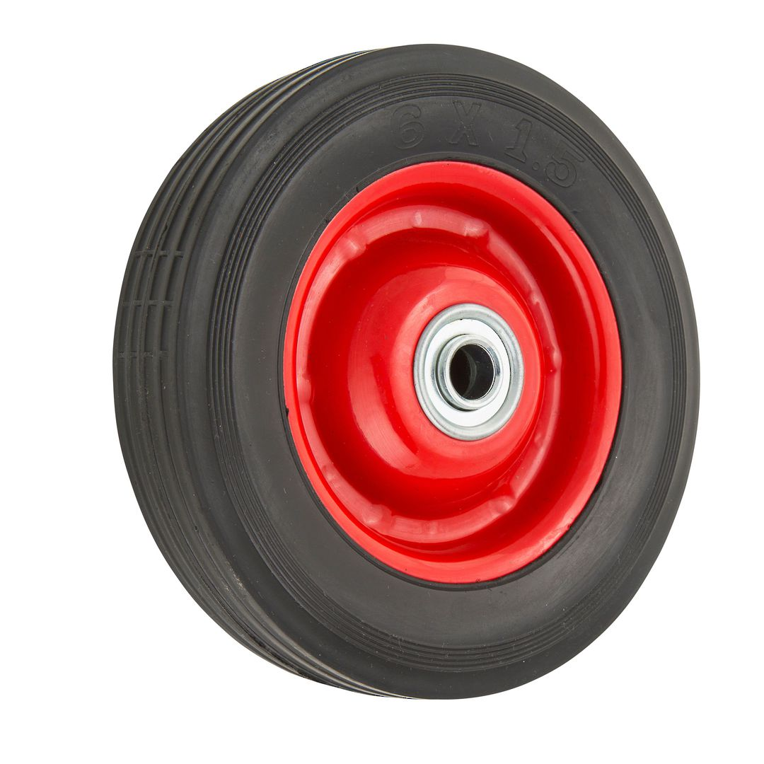 Zero Pressure Wheel 200mm - Steel Centre - ZPE200B image 0