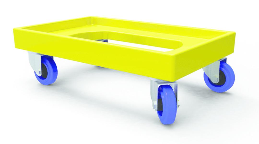 PTD400 -PLASTIC DOLLIE image 0