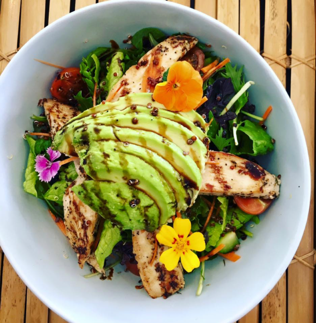 Chicken Avocado	Salad image 0