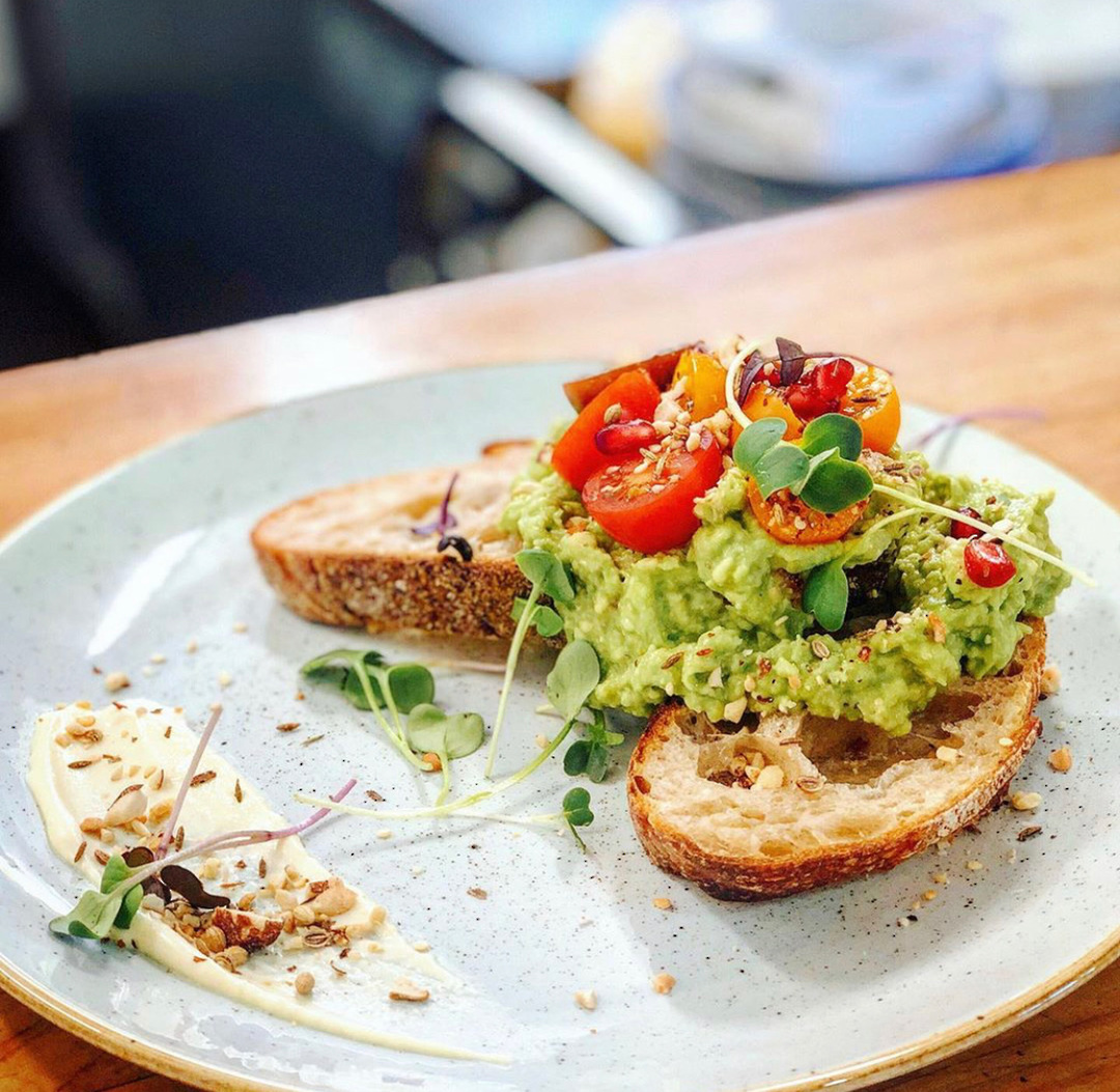 Smashed Avocado image 0