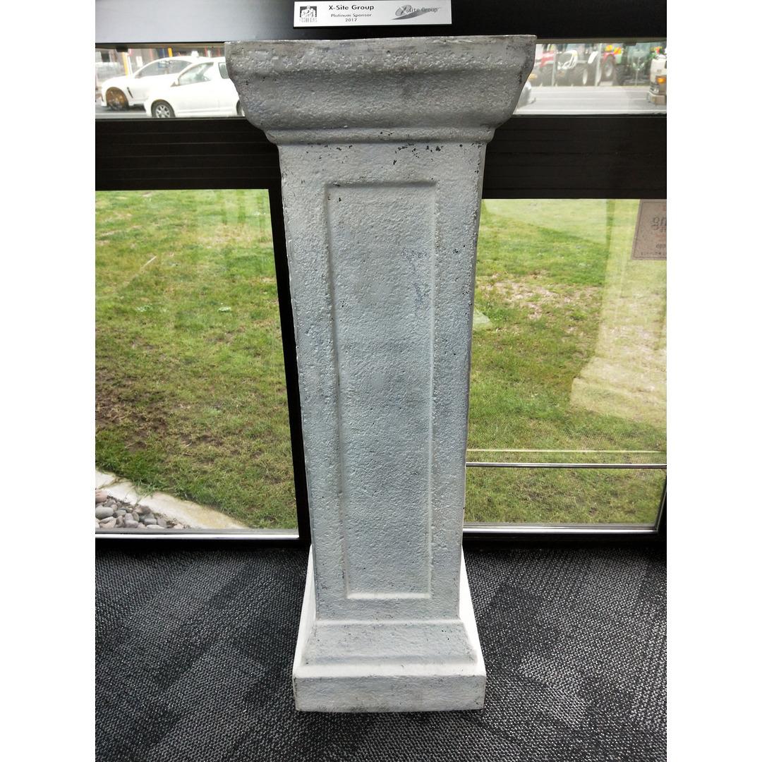 Plinth 1m White image 0