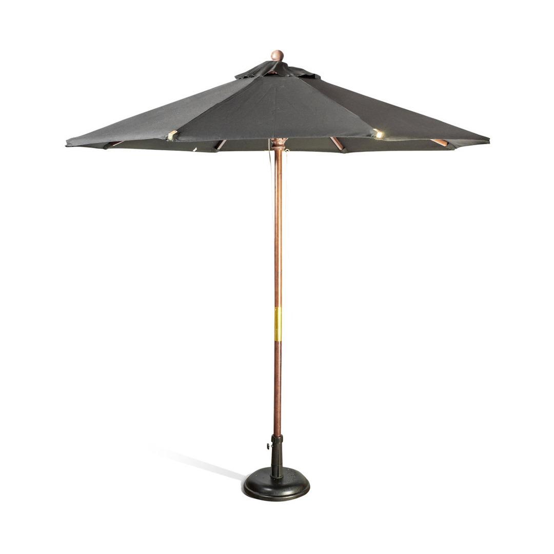 Umbrella - 3m - Black image 0