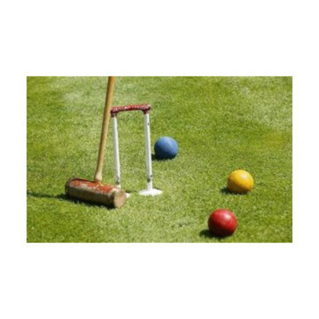 Croquet Game set image 0