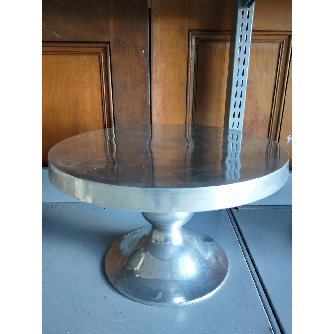 Cake Stand - Pewter 40cm image 0