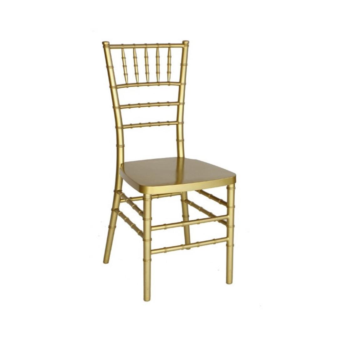 Chair - Chiavari - Gold image 0