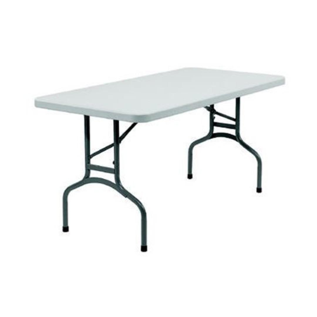 Table - Trestle - 80x60cm image 0