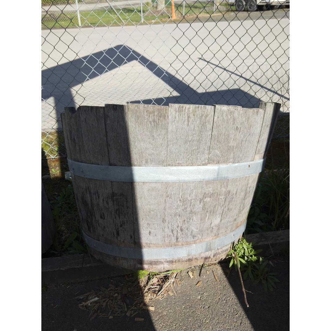 Wine Barrel - Half image 0