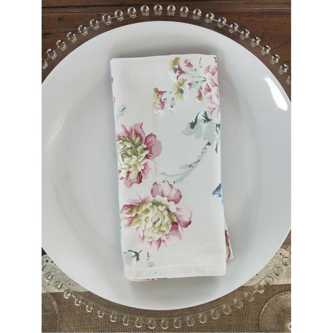 Napkins - Vintage Floral image 0