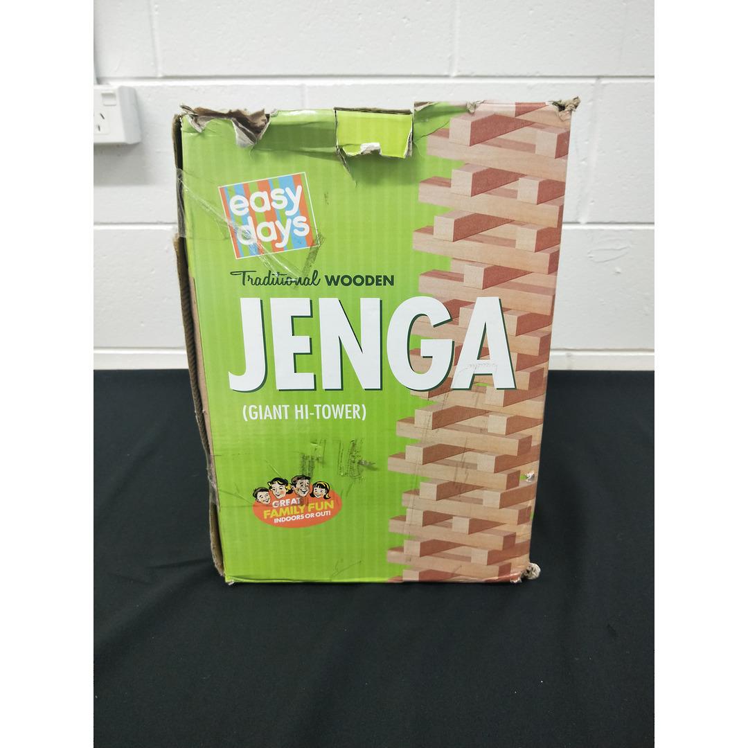 Giant Jenga image 0