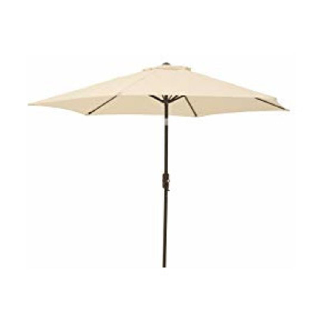 Umbrella - 2.7m - Cream image 0