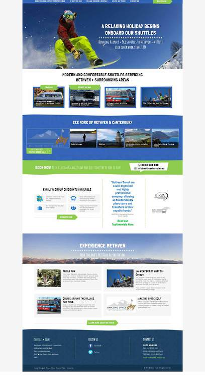 LJ's Website Design by Zeald