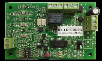 RX-1 DECODER