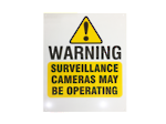 CCTV SIGN-L