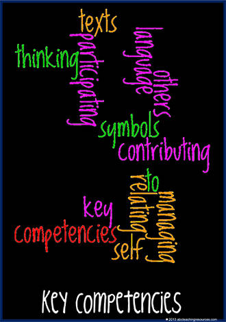 Key Competencies | Chart