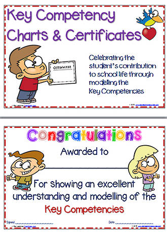 Key Competencies | Certificates-1