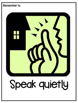 Remember To | Speak Quietly | Chart