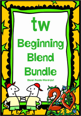 TW - Beginning Blend BUNDLE