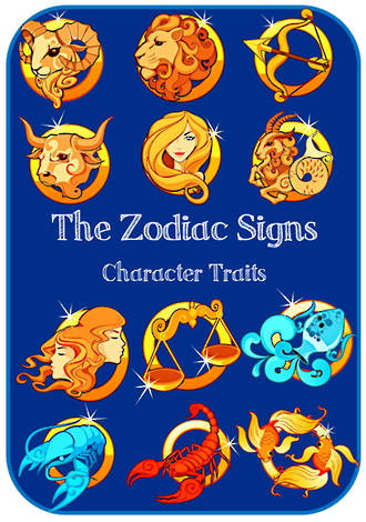 Astrology   Zodiac Signs   Character Traits