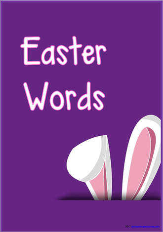 Easter | Vocabulary | Cards