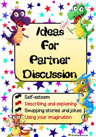 Partner Discussion Ideas 2