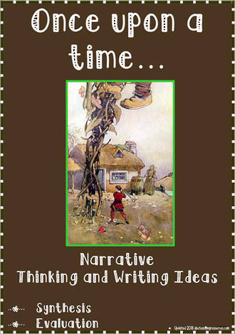 Once upon a time…   Narrative   Critical & Creative Thinking   Writing Prompts   Set 3