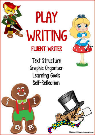 Play Writing | Learning Intentions and Self Reflection | Fluent Writer