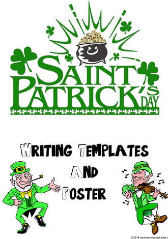 St. Patrick's Day | Writing Templates