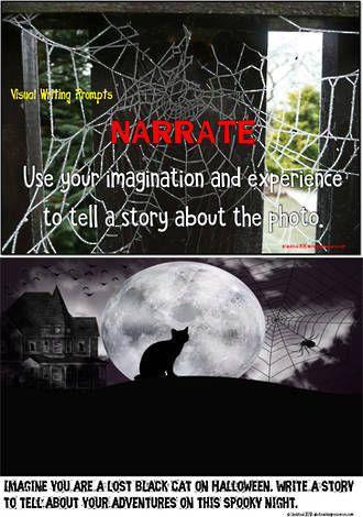Halloween | Narrate | Writing Prompt