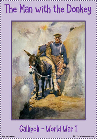 ANZAC Day | The Man with the Donkey | Inquiry