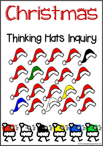 Christmas   Critical & Creative Thinking   Inquiry