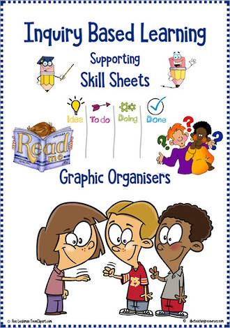 Inquiry Based Learning   | Supporting Skill Sheets & Graphic Organisers