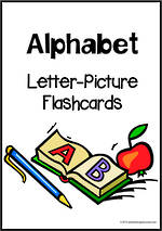 Alphabet | Letter-Picture | Flashcards