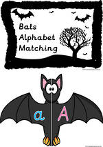 Bat | Alphabet Letters | Game | Sassoon Primary Style